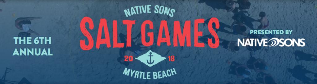 Native Sons Salt Games 2018 in Myrtle Beach