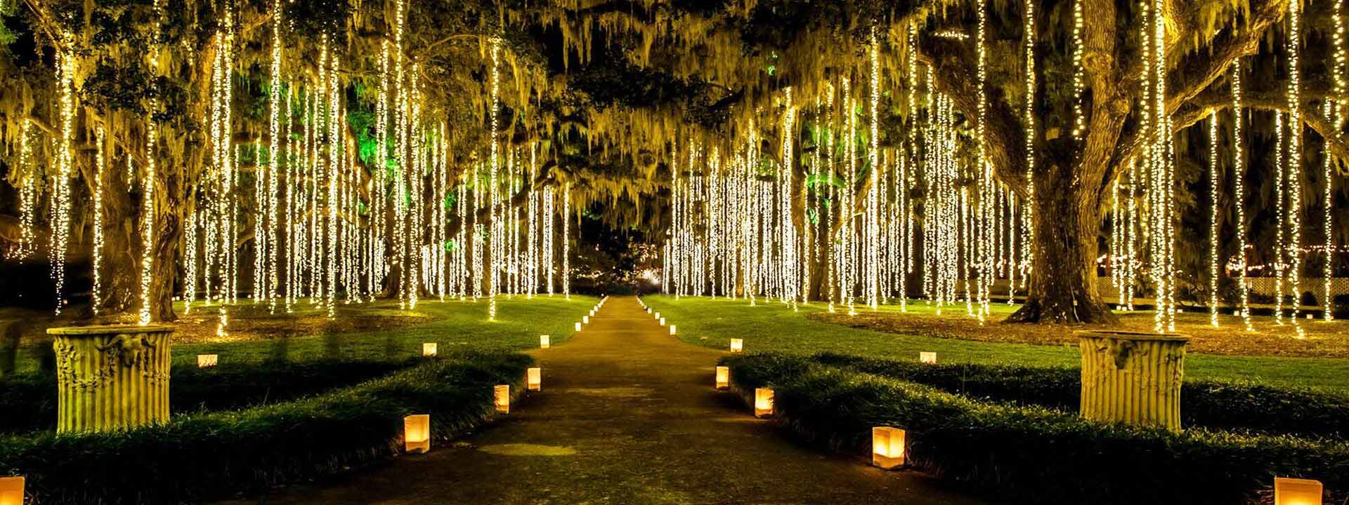 Night Of A Thousand Candles Brookgreen Gardens Condo