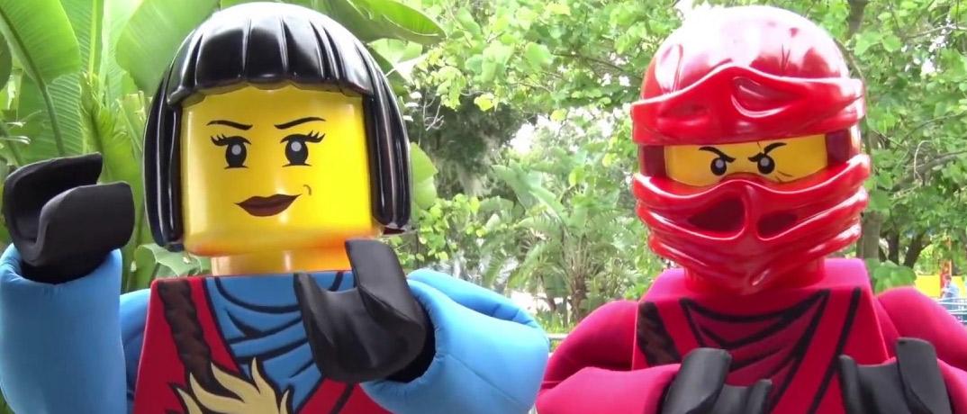 Ninjago Vacation Options In Orlando, Florida