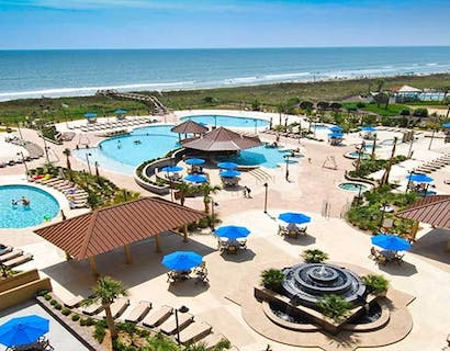 North Beach Plantation in North Myrtle Beach
