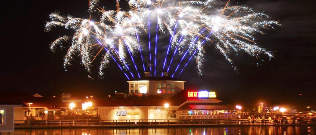 North Myrtle Beach Fireworks