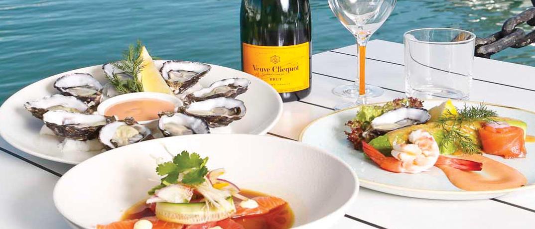 Oceanfront Restaurant