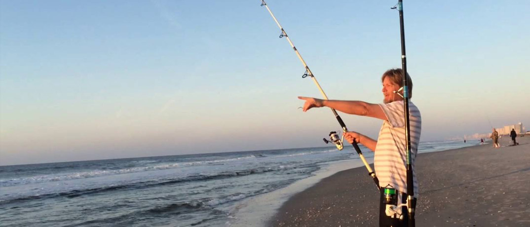 Onshore Fishing Myrtle Beach