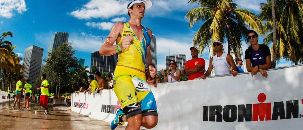 Florida Ironman in Panama City Beach