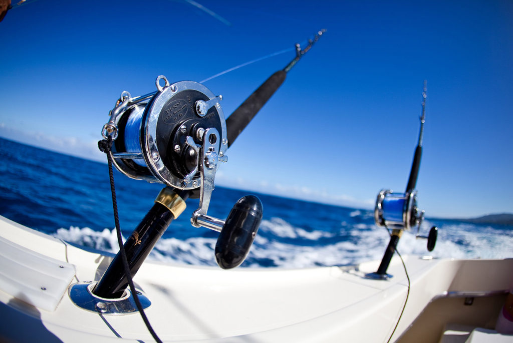 PCB fishing charters