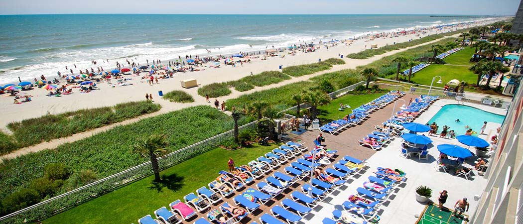 Myrtle Beach 4th of July 2017 - Paradise Resort