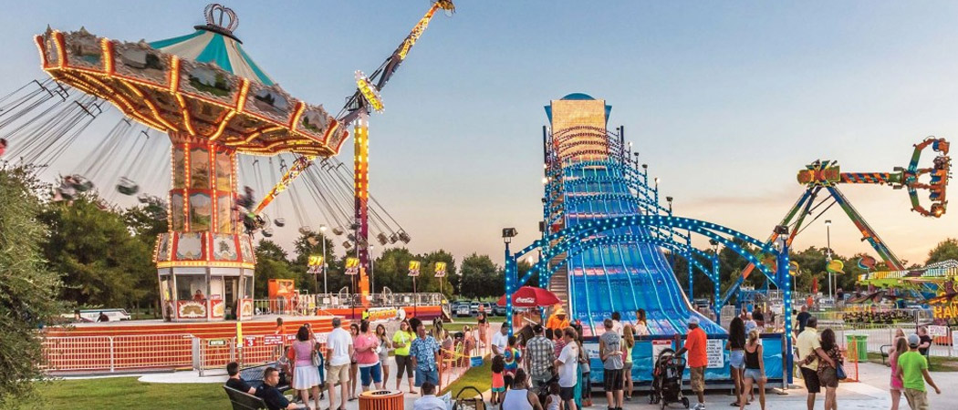 Attractions and Rides