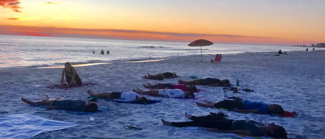 PC Beach Yoga