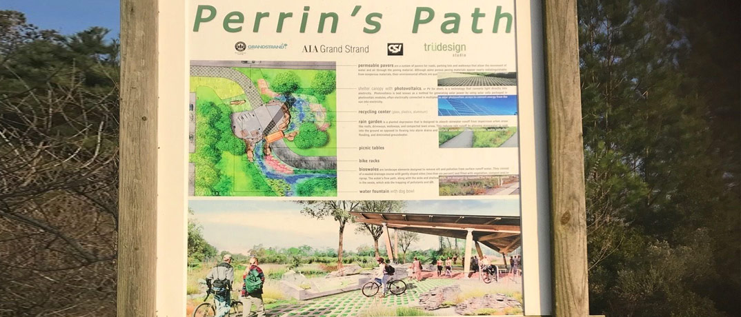 Perrins Path Grissom Parkway