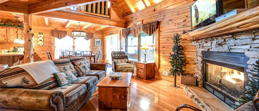 Pigeon Forge Mountain Vacation Rental