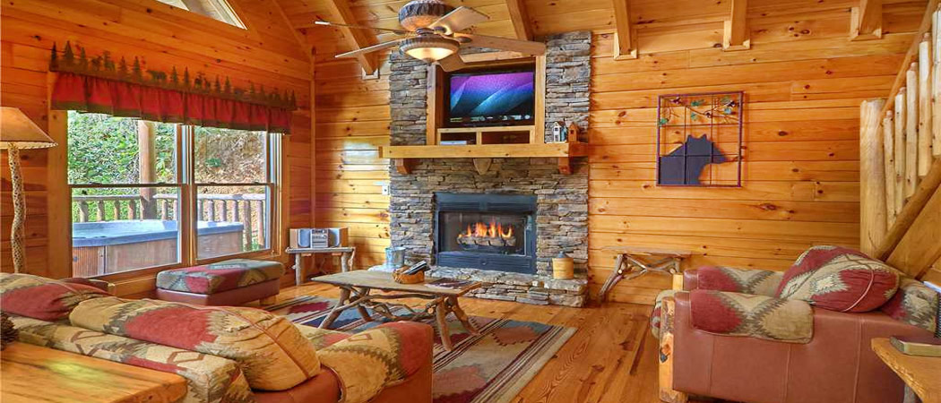 Condo-World Smoky Mountain Cabin