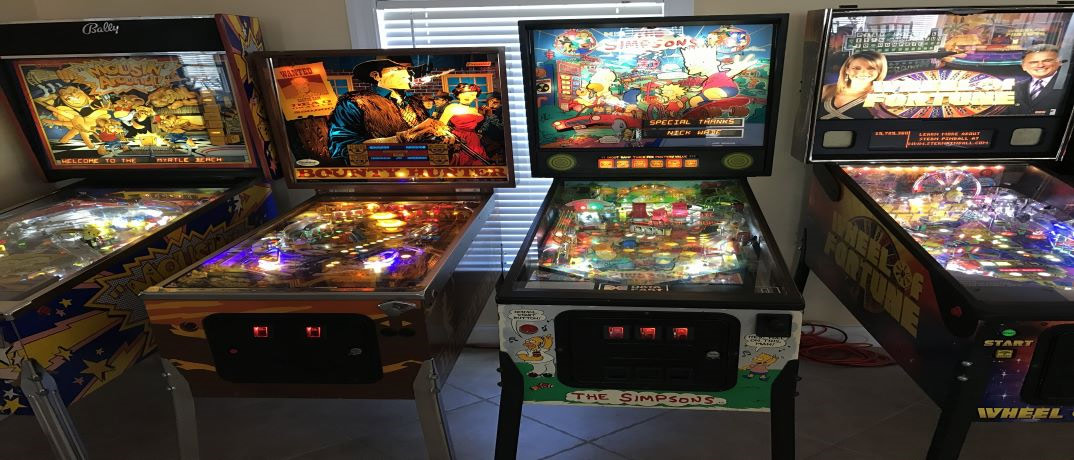 Pinball Museum Games