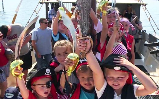 Book a swashbuckling good time with these pirate ship tours