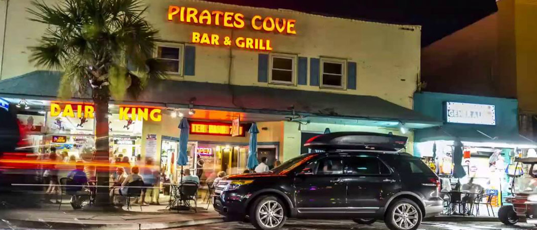 Pirate's Cove Bar and Grill