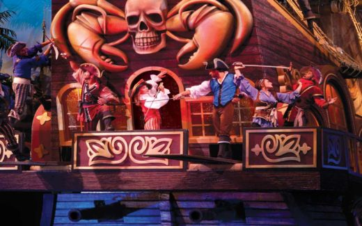 Pirates Voyage Christmas Show