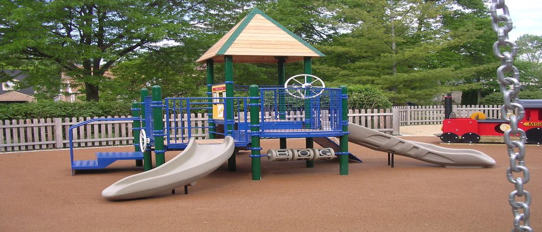 Playgrounds PCB