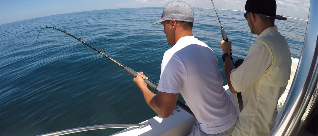 Deep Sea Fishing Trip with Reel Deal Charters