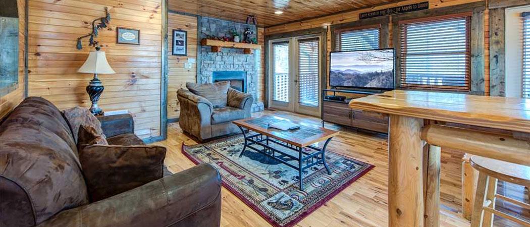 Condo-World Great Smoky Mountain Cabin