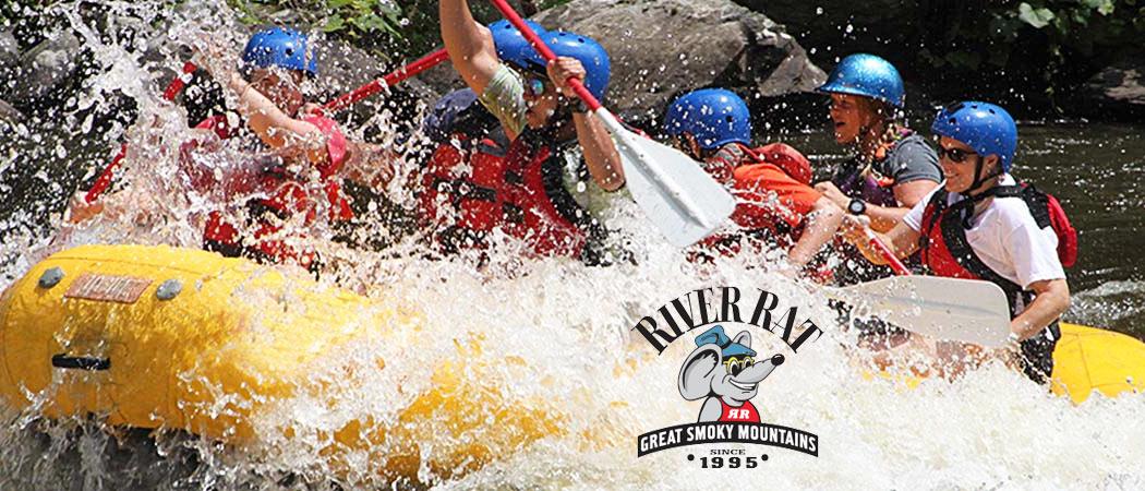 Smoky Mountain River Rat Whitewater