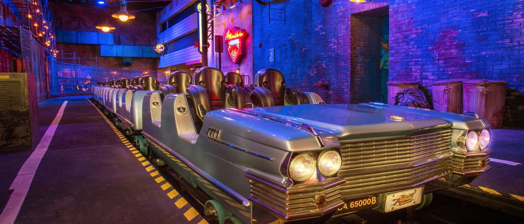 Rock n Roller Coaster Aerosmith