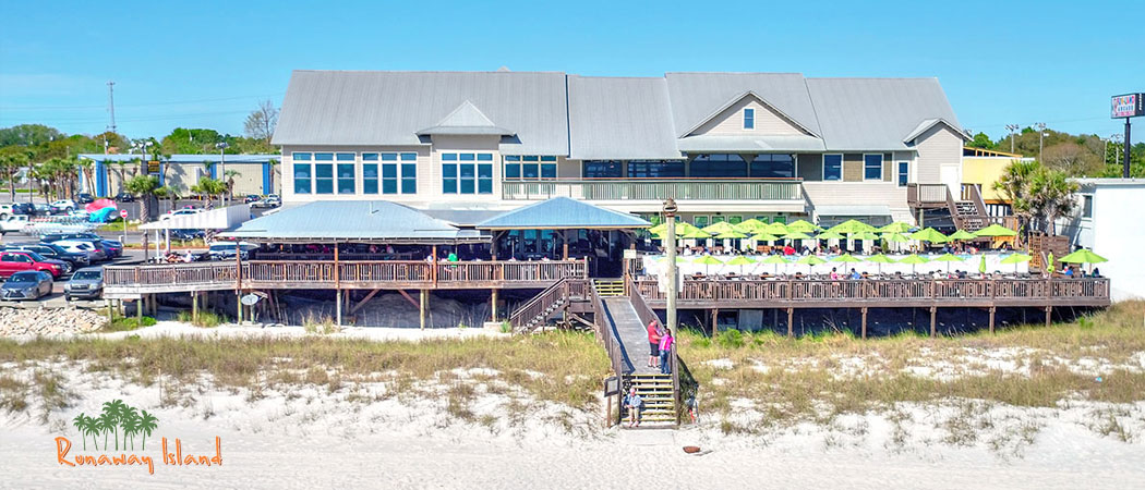 Runaway Island Beach Bar and Grill