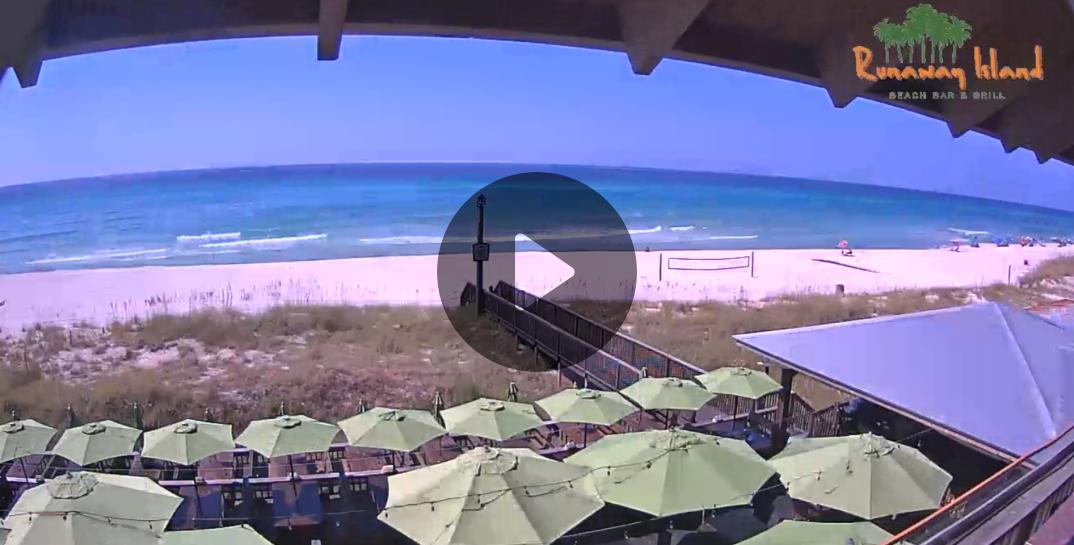 Runaway Island Webcam