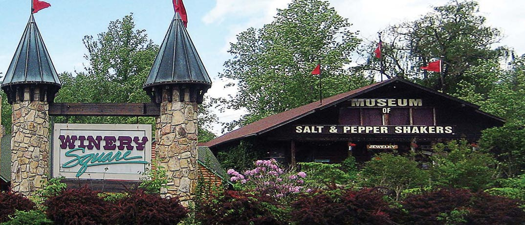 The Salt and Pepper Museum