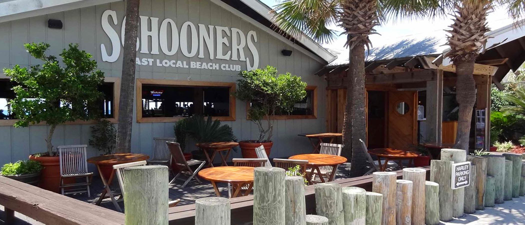 Schooners, Last Local Beach Club