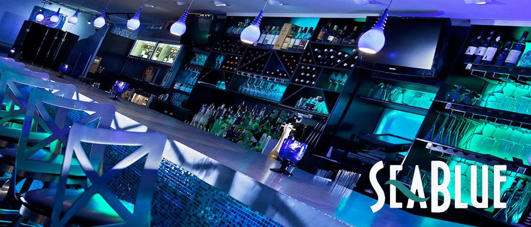 Sea Blue Restaurant & Wine Bar