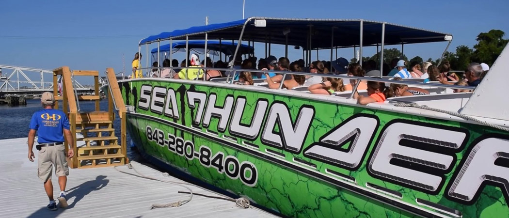 Sea Thunder Dolphin Cruise