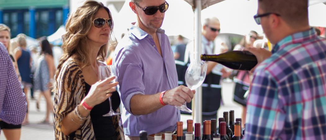 Seeing Red Wine Festival