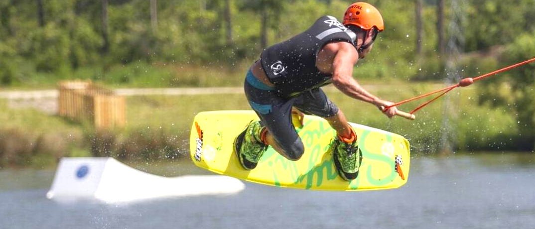 Shark Wake Park Wakeboarding