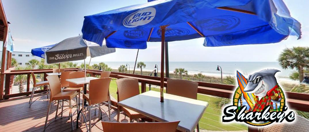 Sharkey's Oceanfront Bar