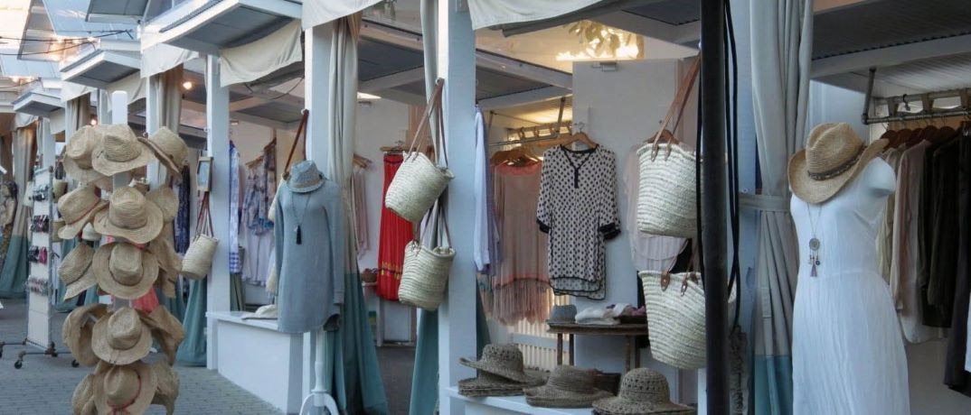 Shopping in 30A