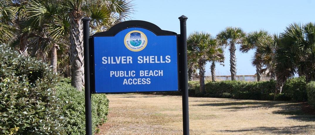 Silver Shells Beach