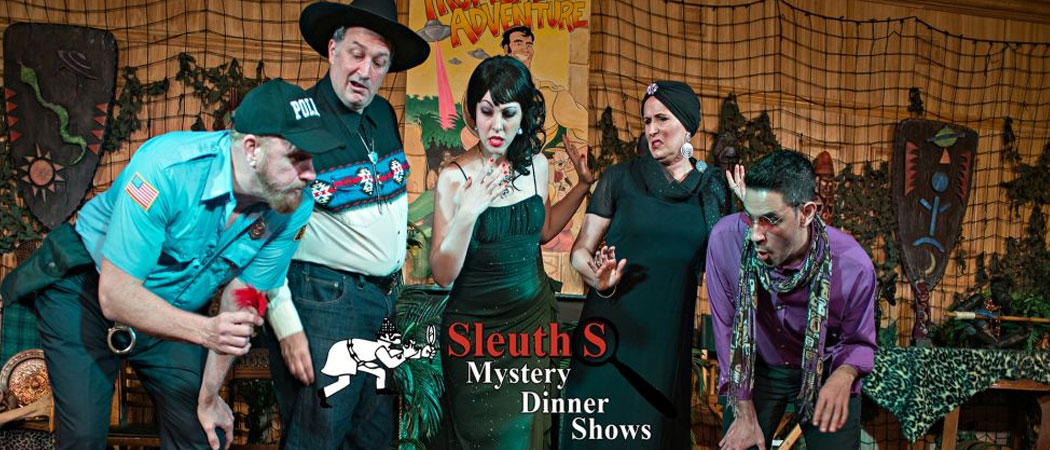 Sleuths Mystery Dinner Show