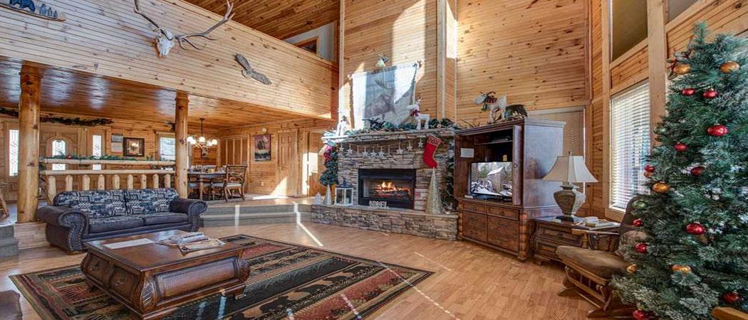 Condo-World Smoky Mountain Cabin