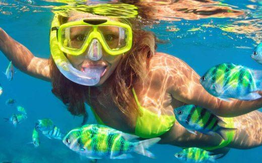 Snorkeling Destin, FL