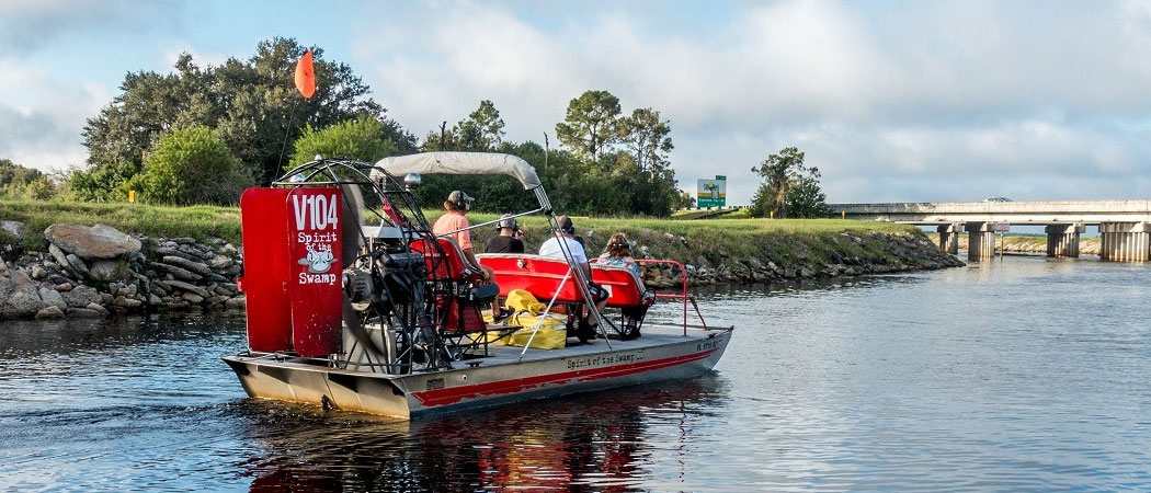 The Best Airboat Rides Tours Around
