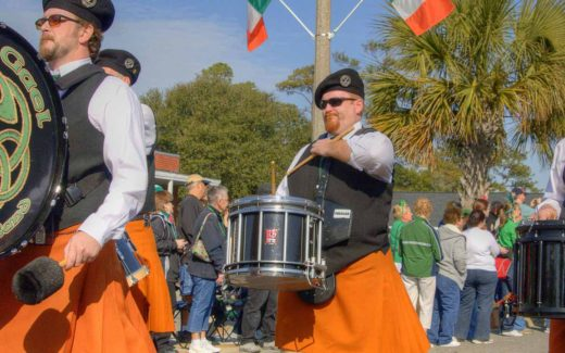 St. Patrick's Day Parade North Myrtle Beach