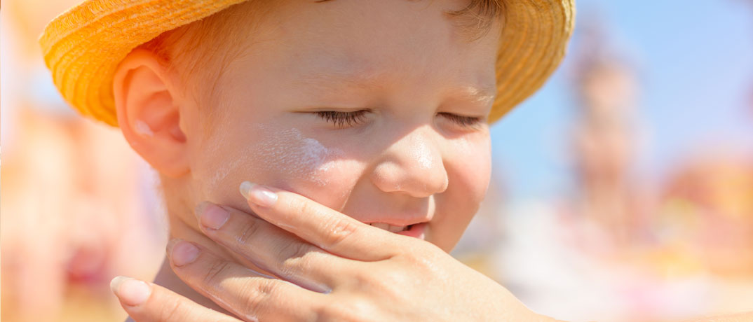 Sunscreen for Toddlers