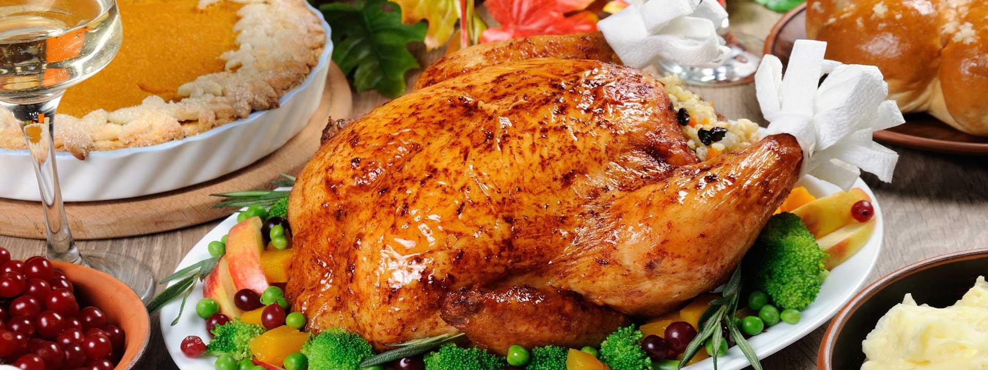 Myrtle Beach Thanksgiving | Thanksgiving In North Myrtle Beach (2020)