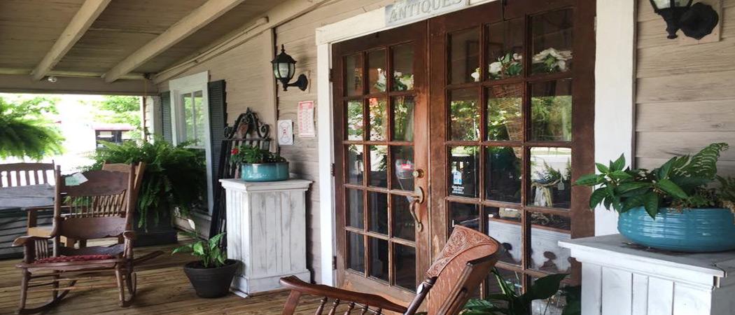 The Antique Cottage