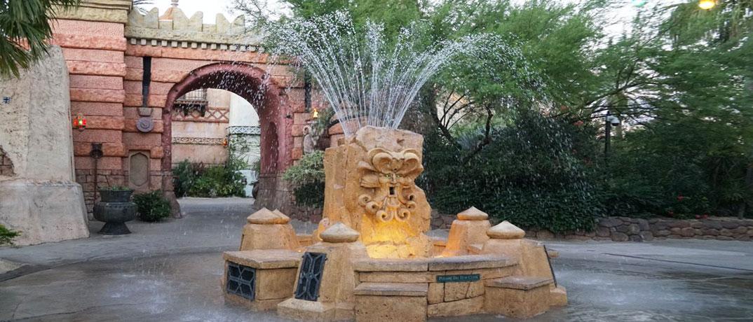 The Mystic Fountain