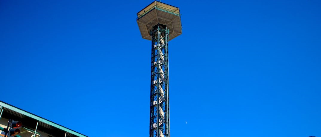 Gatlingburg Space Needle Attraction