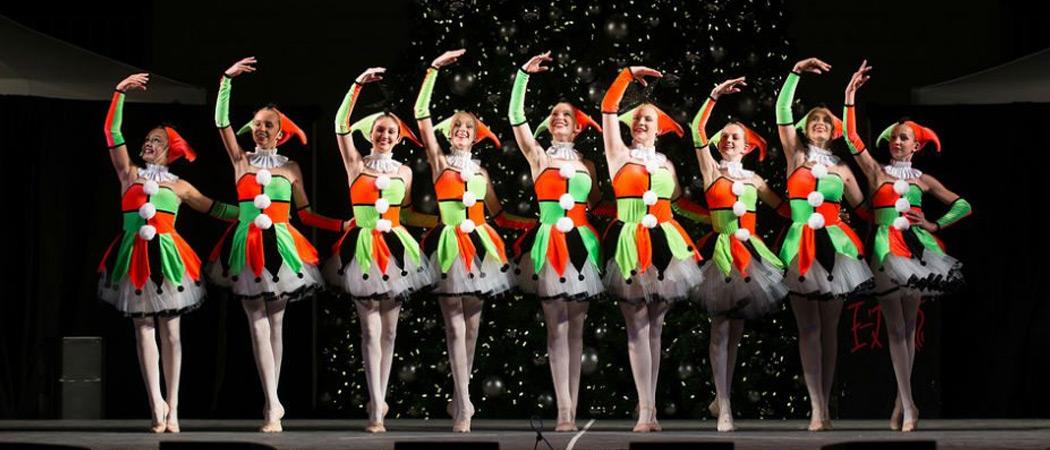 The Nutcracker by Northwest Florida Ballet