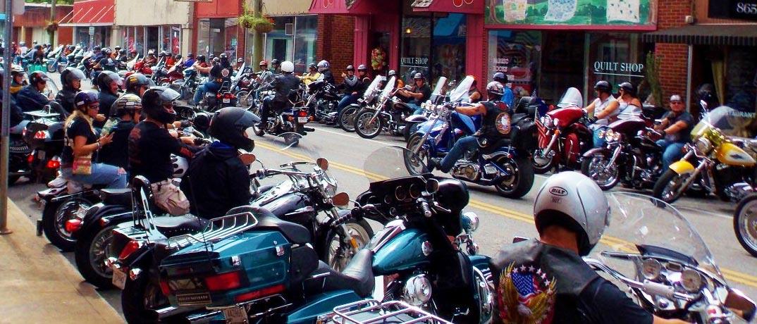 Thunder Memorial Ride