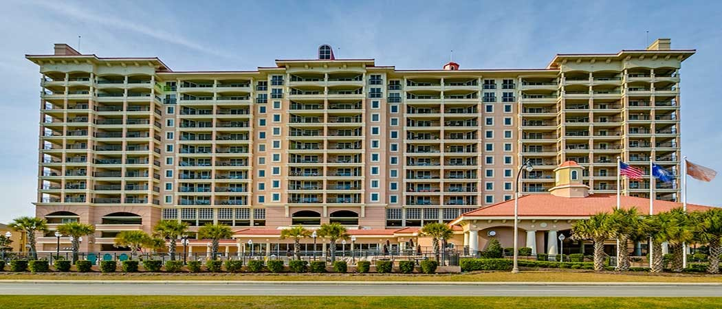 Tilghman Beach & Golf Resort - North Myrtle Beach, SC