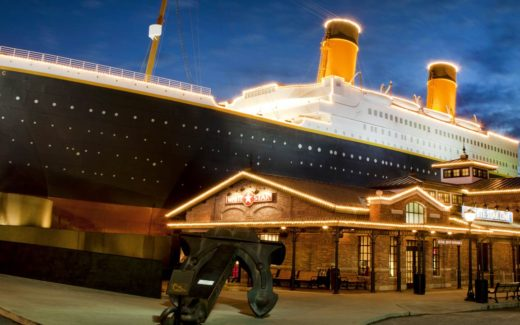 The Titanic Museum