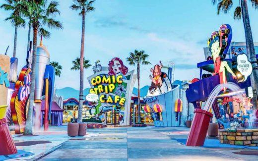 Toon Lagoon Universal Orlando